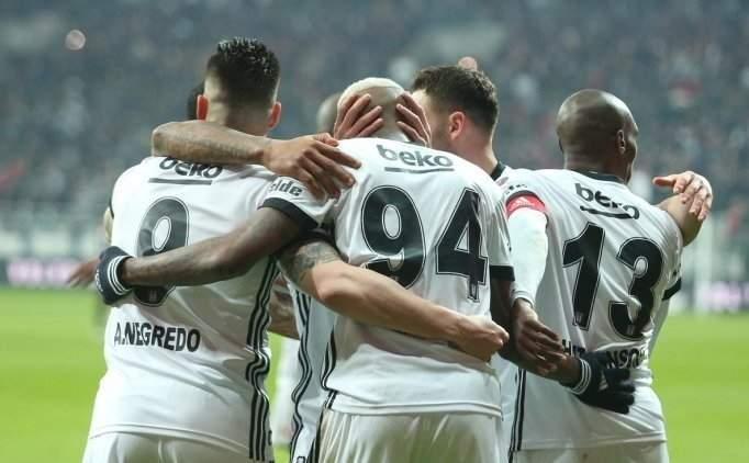 BJK Gençlerbirliği maçı özeti Beşiktaş Gençlerbirliği maçı skoru