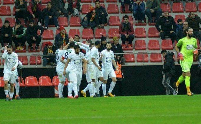 Akhisar'da Bursaspor maçı öncesi tek eksik