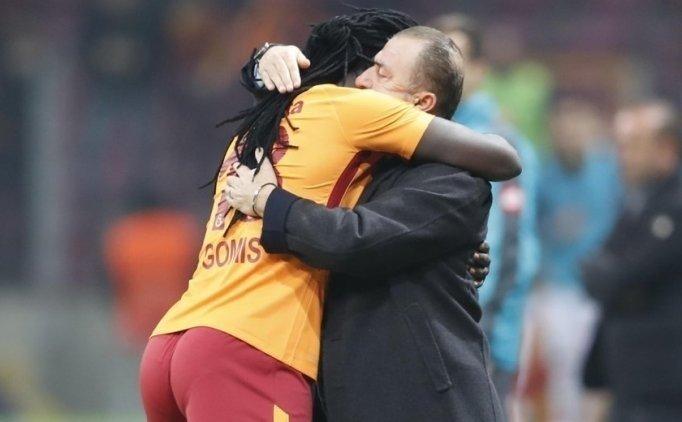 Gomis, Galatasaray'da kariyer rekoru kıracak