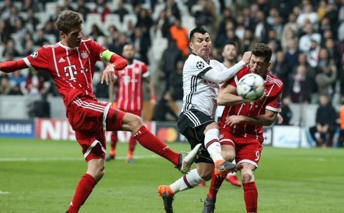 Beşiktaş Bayern Münih geniş özeti HD izle, Beşiktaş, Bayern Münih'e elendi