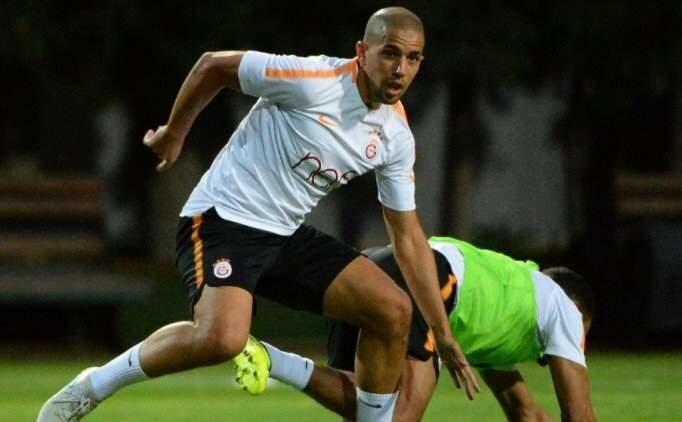 Feghouli: 'İnşallah biz şampiyon oluruz'