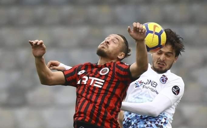 ÖZETLER: Gençlerbirliği Trabzonspor özet görüntüleri izle