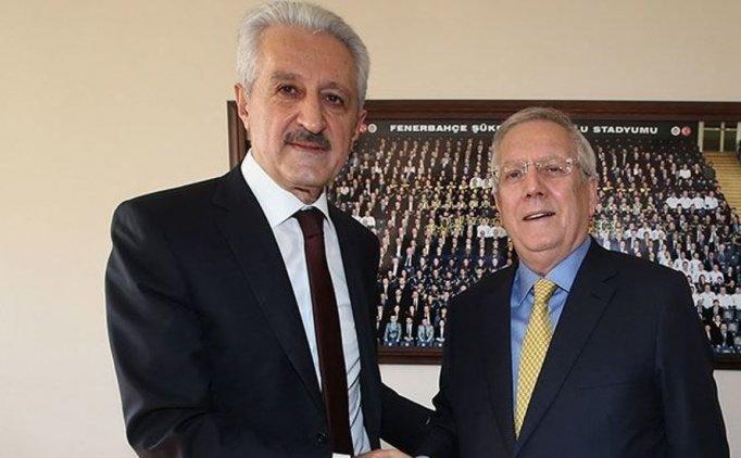 Aziz Yıldırım: '60 milyonu verin Mehmet Ali Aydınlar ile sözleşmeyi iptal edeyim'