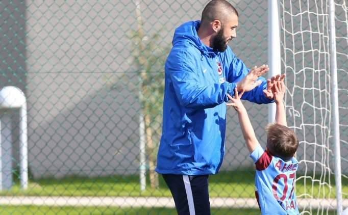 Trabzonspor'da kampa damga vuran isimler