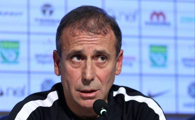 Abdullah Avcı: 'Eğer Beşiktaş'ı yenersek...'