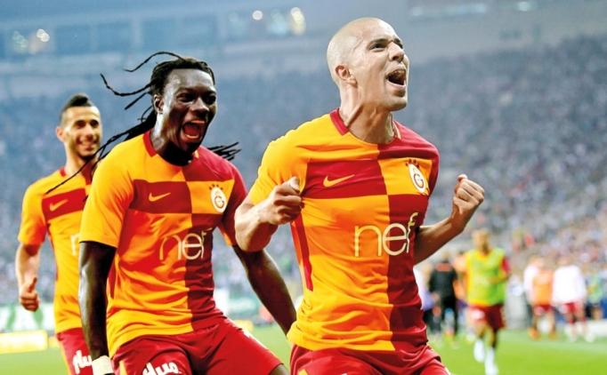 Galatasaray'ın fikstürü kalan 5 maçı, Galatasaray puan durumu ve maçları