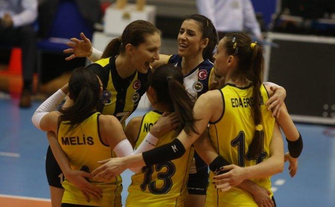 Fenerbahçe, Venus Sultanlar Ligi'nde yarı finale yükseldi!