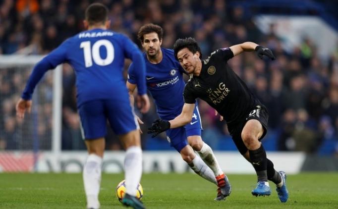 Chelsea, Leicester duvarını aşamadı!