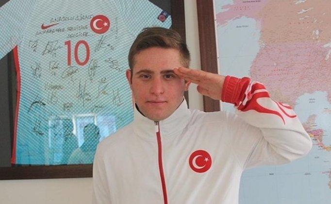 Ali Topaloğlu: 'Türkiye'nin Usain Bolt'u olmak istiyorum'