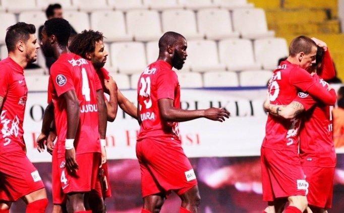 Kasımpaşa 2 Antalyaspor 3 Maç Özeti Ve Golleri 16 Mart