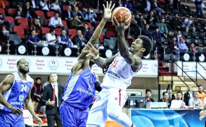 Gaziantep Basketbol seriyi sürdürmek istiyor
