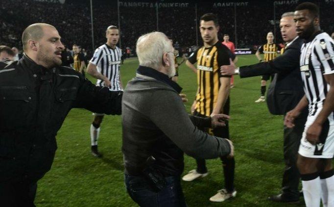 Avrupa Kulüpler Birliği, PAOK'un üyeliğini askıya aldı
