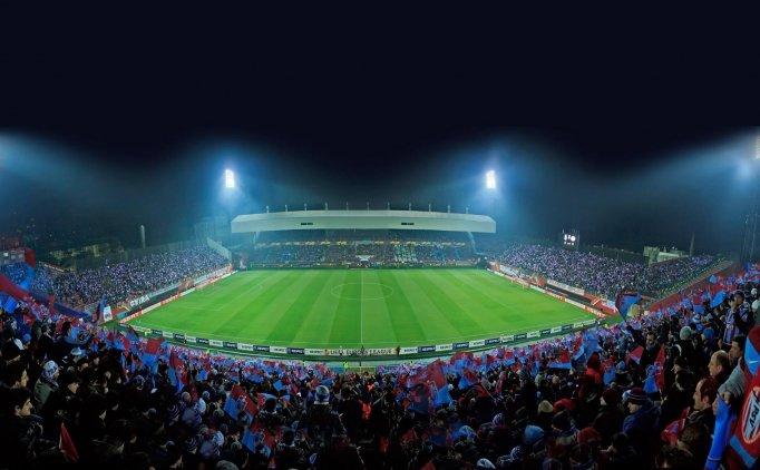 Hüseyin Avni Aker Stadı'nın çimleri sergilenecek