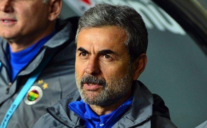 'Fenerbahçe, Başakşehir'e yenilirse Aykut Kocaman'ın son maçı olur'