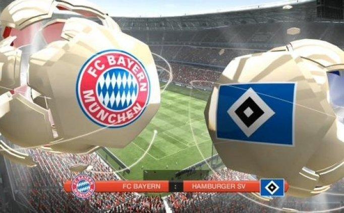 Bayern Münih Hamburg MAÇI CANLI hangi kanalda saat kaçta?