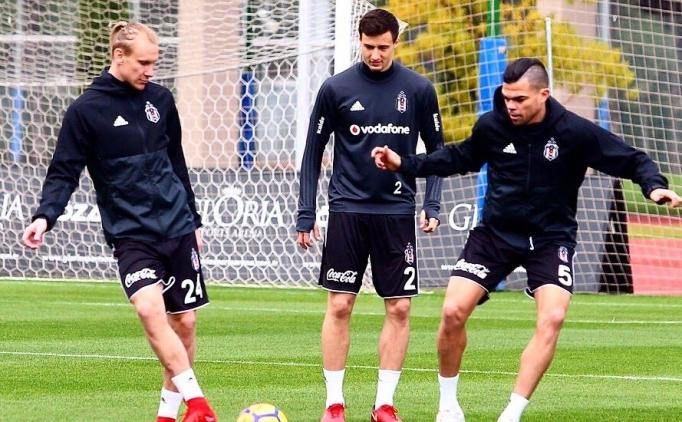 Beşiktaş, Antalya kampını tamamladı!
