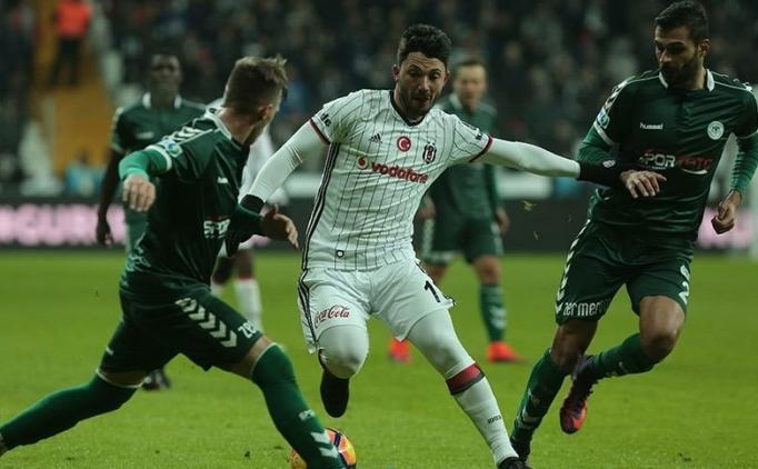 Beşiktaş şampiyonluk, Konyaspor küme düşmeme derdinde