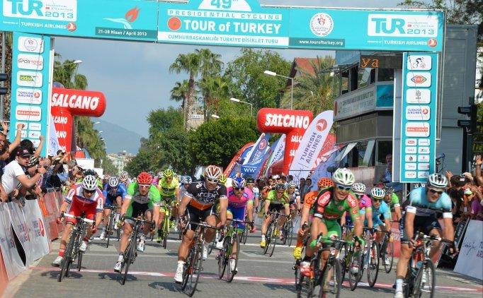 Antalya Bisiklet Turu başlıyor