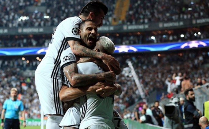 Beşiktaş'ın Avrupa'da iç saha karnesi göz kamaştırıyor