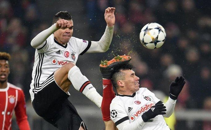 Beşiktaş prestij maçında