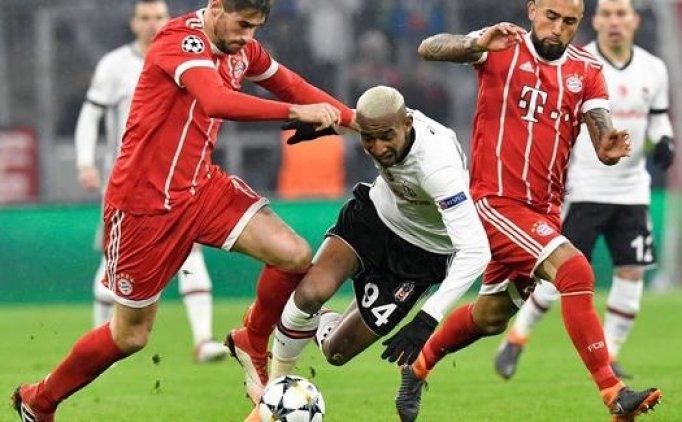 BJK Bayern Münih maçı özeti golleri izle, Beşiktaş - Bayern Münih ayrıntıları