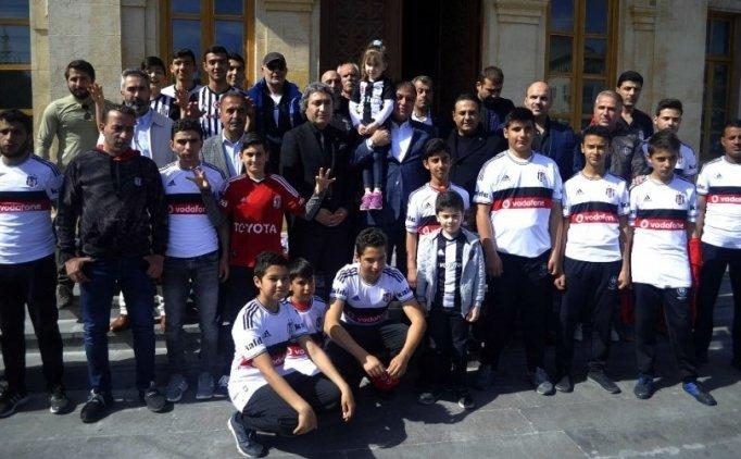Beşiktaş'tan Kilis'li çocuklara anlamlı hareket