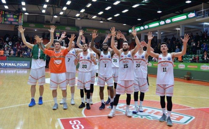 Banvit, Şampiyonlar Ligi'nde çeyrek finale yükseldi!