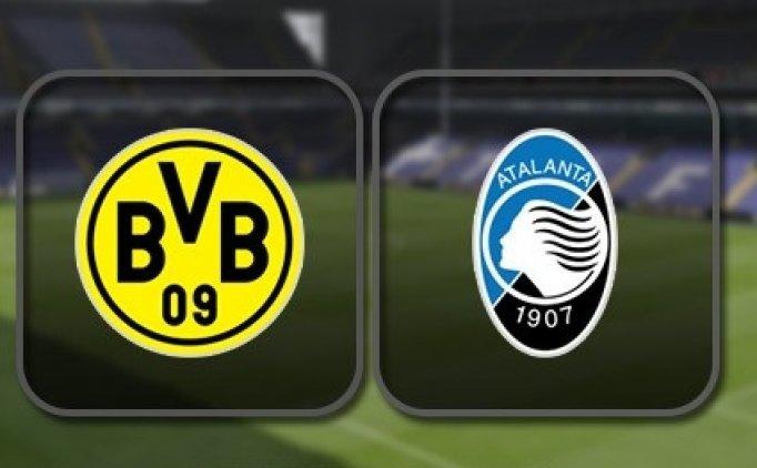Dortmund Atalanta maçı hangi kanalda saat kaçta? TRT 1 Yayın akışı