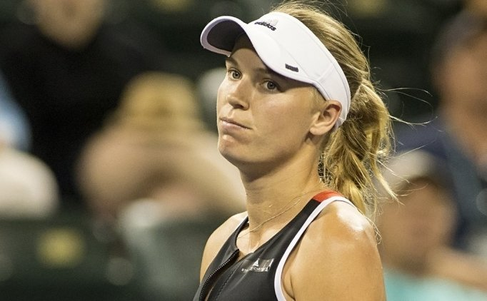 Indian Wells'te Cilic ile Wozniacki elendi