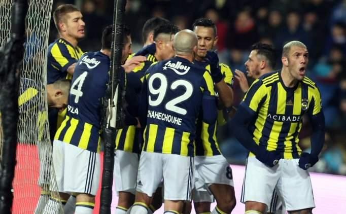 FB maçı özet görüntüleri izle Fenerbahçe, Başakşehir maçını kazandı!