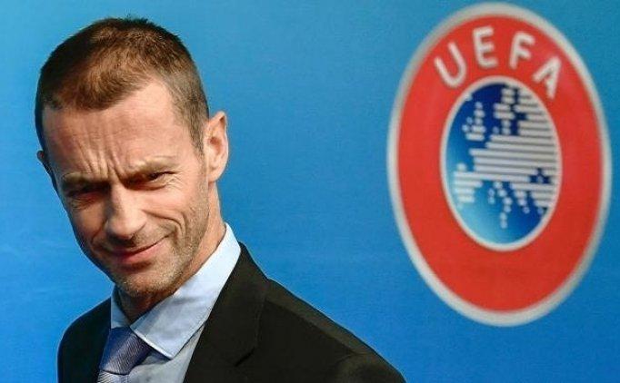 UEFA Şampiyonlar Ligi'nde VAR kullanılmayacak