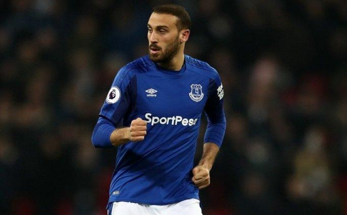 Everton taraftarının Cenk Tosun isyanı!
