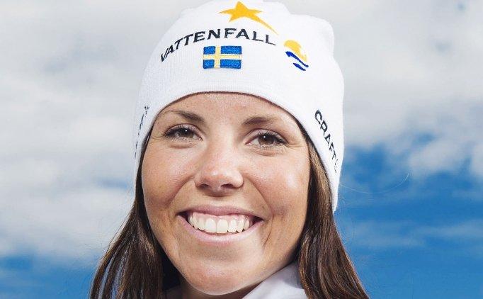 Kış Olimpiyatları'nda ilk altın madalya Charlotte Kalla'nın