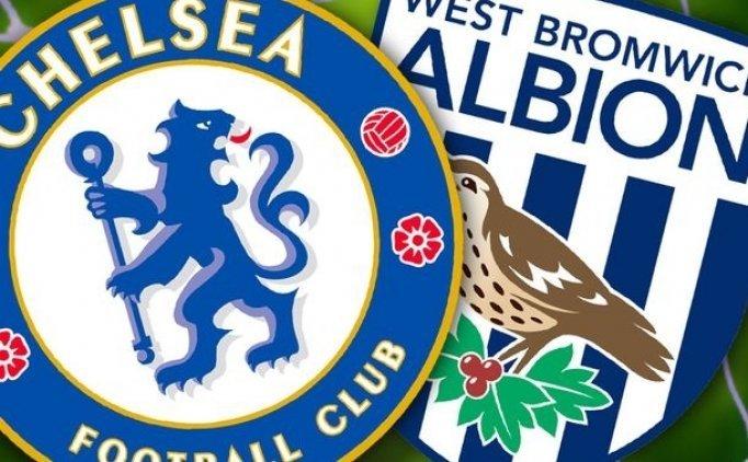 Chelsea West Bromwich Albion maçı canlı hangi kanalda saat kaçta?