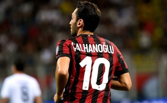 Gattuso: ''Hakan Çalhanoğlu, Pirlo gibi...''