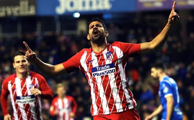 Atletico Madrid'e Diego Costa şoku! Ameliyat...