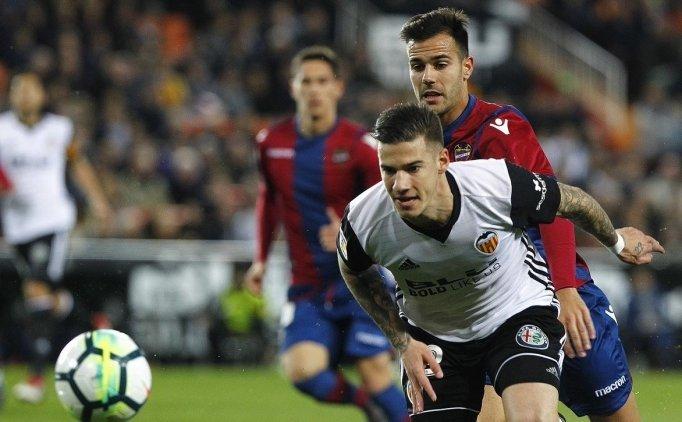 Valencia fırsatı kaçırmadı, rahat kazandı!