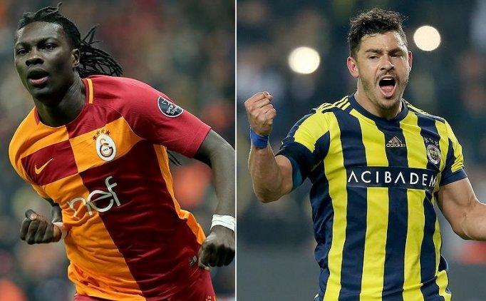 Fenerbahçe - Galatasaray derbisinde gözler golcülerde
