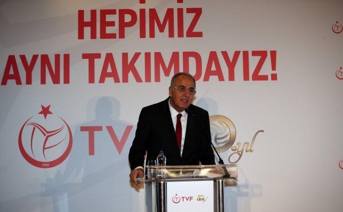 Türkiye Voleybol Federasyonu, 60. yılını kutluyor