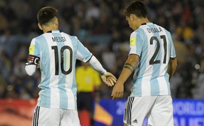 Messi'den Griezmann'a ret! Dybala'yı istedi