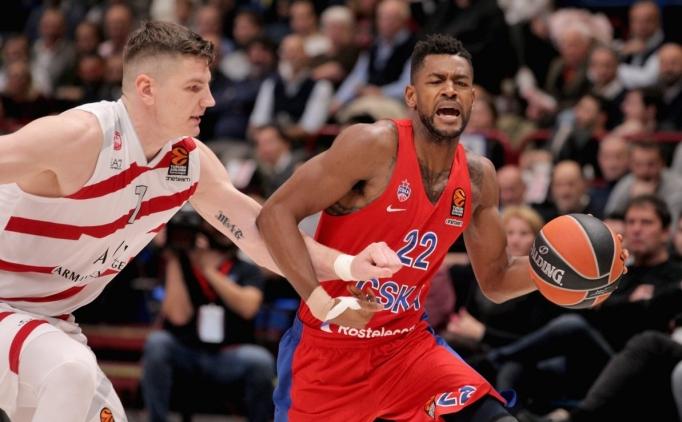 CSKA Moskova, İtalya'dan da zaferle çıktı!