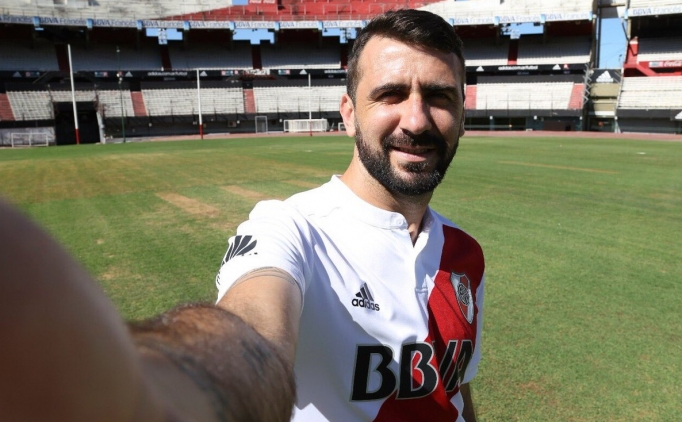 Beşiktaş'ın 1 numaralı hedefi, River Plate'e transfer oldu