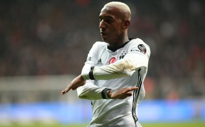 Beşiktaş'ta durmayan, durdurulamayan adam; Anderson Talisca