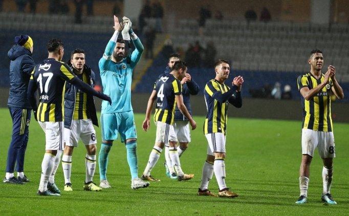 Fenerbahçe'de galibiyetin şifresi: Soyunma odası!
