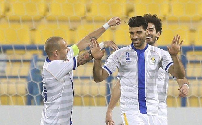 El-Gharafa 3 Traktör Sazi 0 Maç Özeti Ve Golleri 20 Şubat
