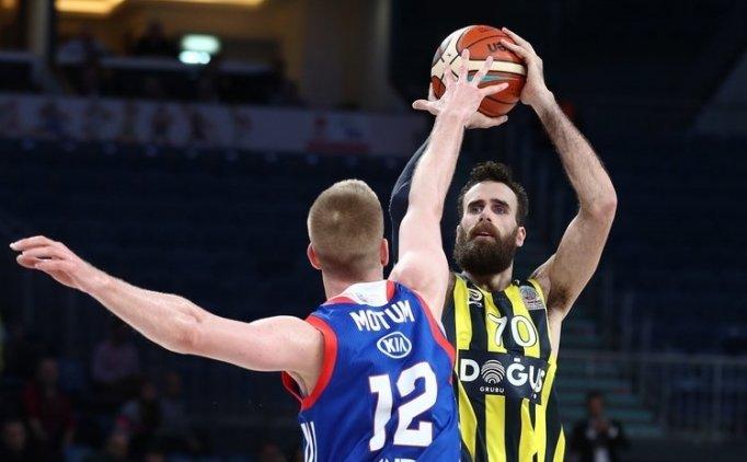 Anadolu Efes, Fenerbahçe Doğuş'u eledi!..