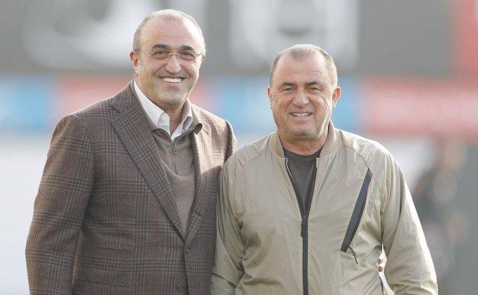 Fatih Terim'den Mariano ve Feghouli'ye özel uyarı