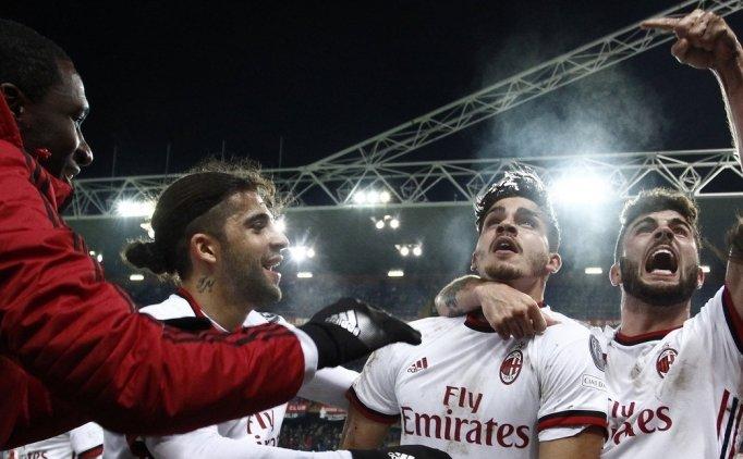 Gattuso'nun Milan'ı uzatmada güldü