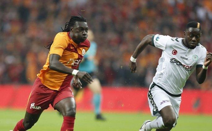 Galatasaray'ın %41'i Gomis