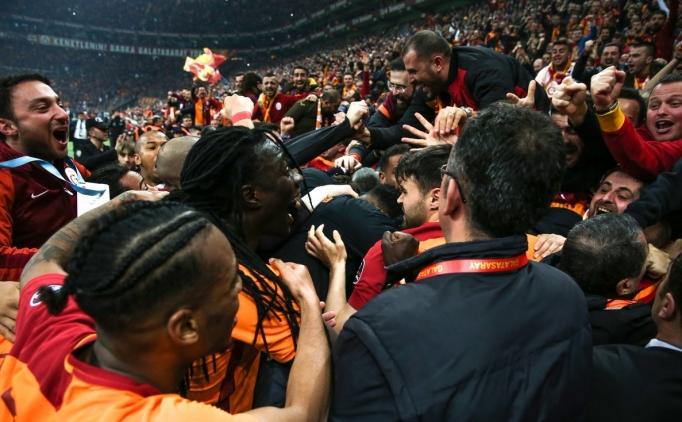 Ve nefes kesen maçta Galatasaray geri döndü
